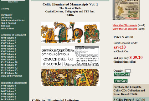 celtic clip art website alfredom.com