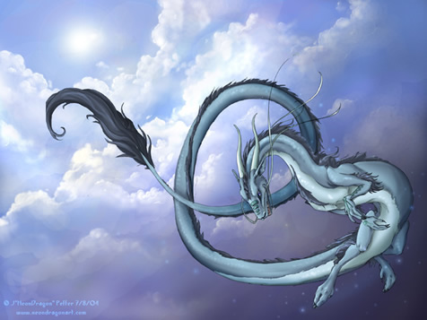 dragon art by jessica peffer