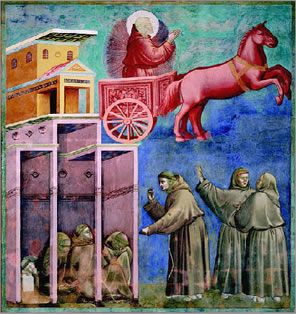 Giotto paintings - Cappela degli Scrovegni 4