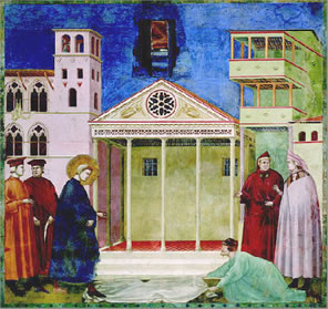 Giotto paintings - Cappela degli Scrovegni 5