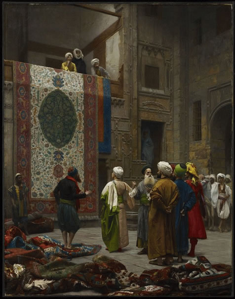 jean-leon gerome painting