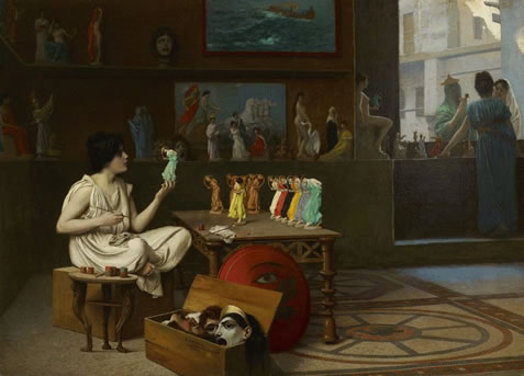 jean-leon gerome painting 1893