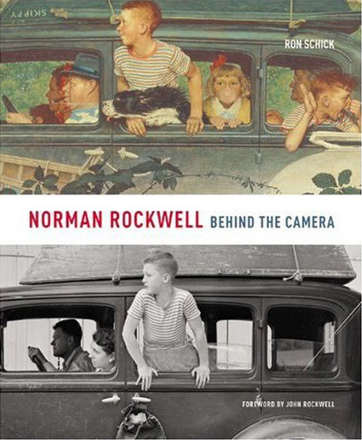 normNN ROCKWELL BEHINF THE CAMERA BOOK