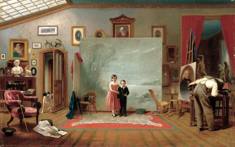 thomas le clear photography and painting 1865