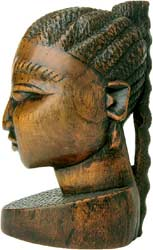 5 elements of african art