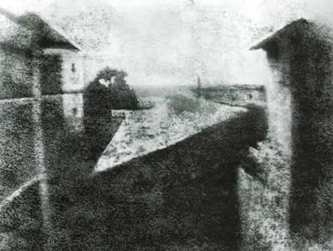 First ever photograph, 1926