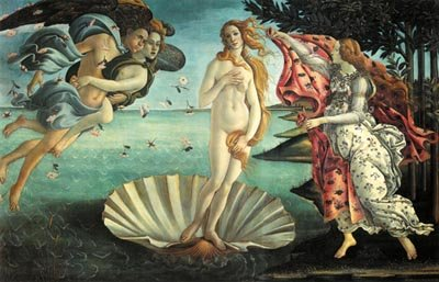 Botticelli's Birth of Venus is still medieval art