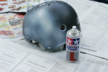 helmet airbrush step 5