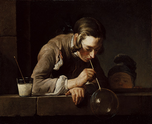 Chardin paintings