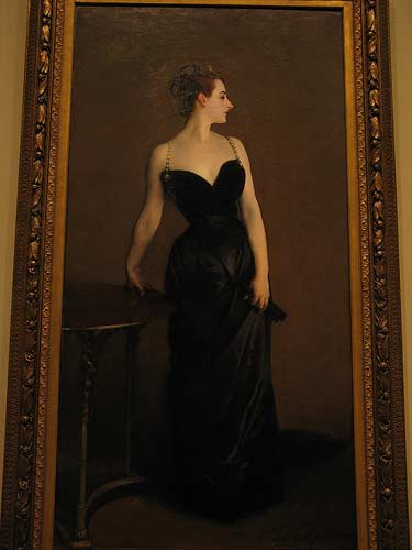 Madame X, by Sargent