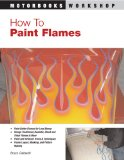 How To Paint Flames, a book with all 5 star rating on Amazon