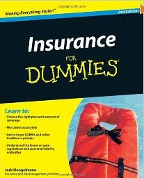 Insurance for Dummies book